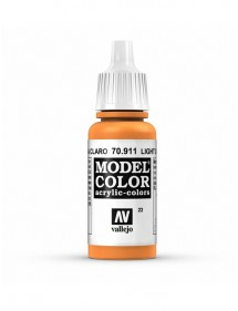 MODEL COLOR  Light Orange - colore acrilico 17 ml