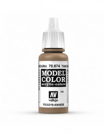 MODEL COLOR  Us Tan Earth - colore acrilico 17 ml