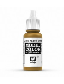 MODEL COLOR  Brass - colore acrilico 17 ml