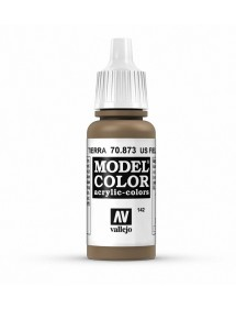 MODEL COLOR  Us Field Drab - colore acrilico 17 ml