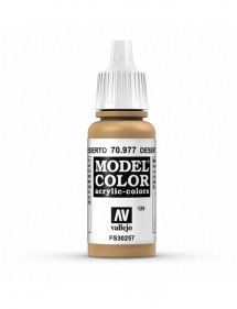 MODEL COLOR  Desert Yellow - colore acrilico 17 ml