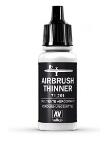 MODEL COLOR  Thinner- diluente 17 ml