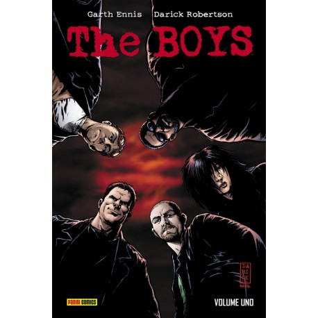 THE BOYS DELUXE  1