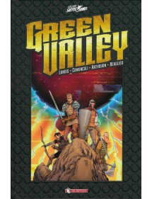 GREEN VALLEY  HARDCOVER VOLUME UNICO