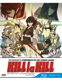 KILL LA KILL  BLU-RAY LIMITED EDITION (EPISODI 1-25)