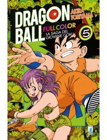 DRAGON BALL FULL COLOR  5