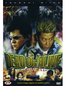 DEAD OR ALIVE FINAL Takashi Miike collection UNICO