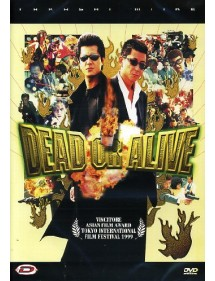 DEAD OR ALIVE 1 Takashi Miike collection UNICO