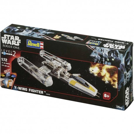 STAR WARS  ROGUE ONE Y-WING FIGTER