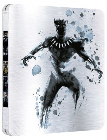 BLACK PANTHER  STEELBOOK