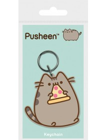 PUSHEEN THE CAT  PORTACHIAVI PIZZA
