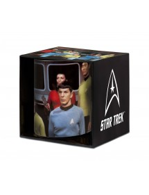 TAZZA  STAR TREK - CREW