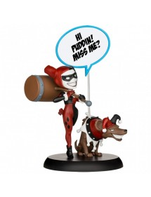 Q-FIG MARVEL COMICS  HARLEY QUINN