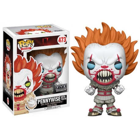 POP MOVIES  540 IT - PENNYWISE WITH SPIDER LEGS