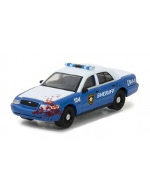 WALKING DEAD (THE)  2001 FORD CROWN VICTORIA POLICE INTERCEPTOR