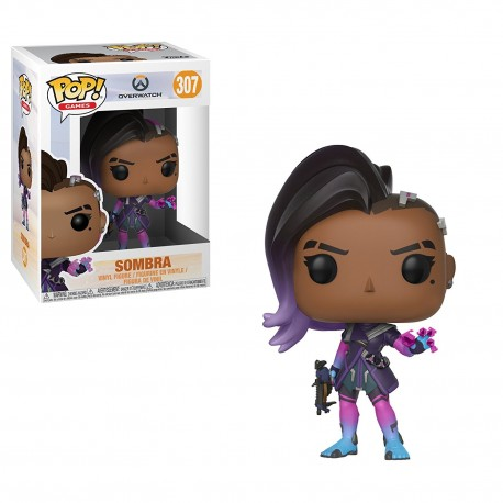 POP GAMES  307 OVERWATCH - SOMBRA