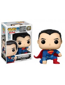 POP HEROES  207 JUSTICE LEAGUE - SUPERMAN