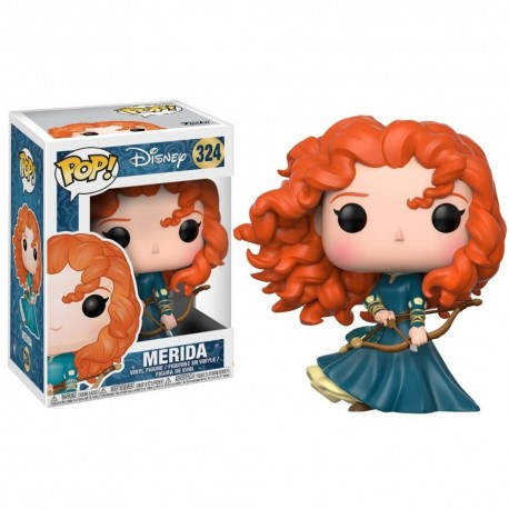 POP DISNEY  324 MERIDA