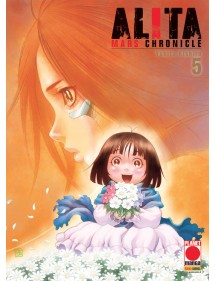 ALITA MARS CHRONICLE  5
