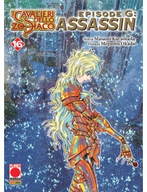 CAVALIERI DELLO ZODIACO EPISODE G ASSASSIN  16