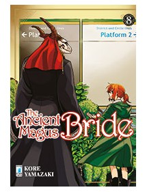 ANCIENT MAGUS BRIDE (THE)  8