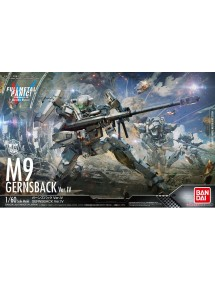FULL METAL PANIC! INVISIBLE VICTORY SCALA 1/60  M9 GERNSBACK VER.IV