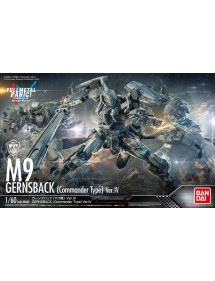 FULL METAL PANIC! INVISIBLE VICTORY SCALA 1/60  M9 GERNSBACK (COMMANDER TYPE) VER.IV