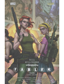 FABLES DELUXE  10
