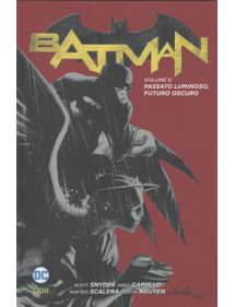 BATMAN NEW 52  6 NEW 52 LIMITED - PASSATO LUMINOSO, FUTURO OSCURO BROSSUR