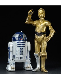 STAR WARS ARTFX SCALE1/10  R2-D2 & C-3PO