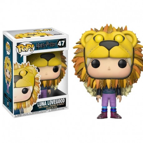 POP HARRY POTTER  47 LUNA LOVEGOOD