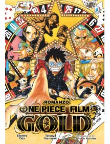 ONE PIECE ROMANZO  GOLD