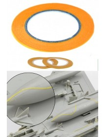 ACCESSORI PER MODELLISMO  VALLEJO: MASKING TAPE 1mmX18m - TWIN PACK