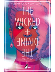 THE WICKED + THE DIVINE  4 CRESCENDO