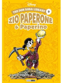DON ROSA LIBRARY (THE)  9 ZIO PAPERONE & PAPERINO