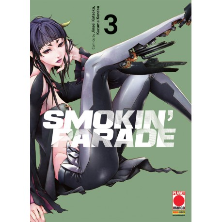 SMOKIN' PARADE  3