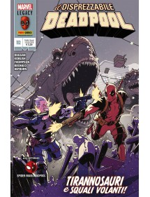 DEADPOOL  112 IL DISPREZZABILE