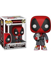 POP MARVEL  327 BEDTIME DEADPOOL