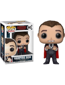 POP TELEVISION  643 STRANGER THINGS - VAMPIRE BOB