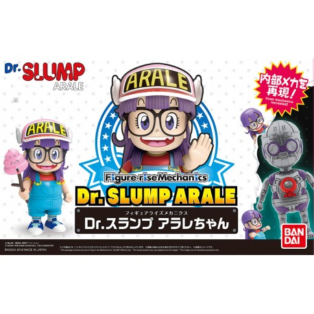 DR.SLUMP FIGURE-RISE MECHANICS  ARALE
