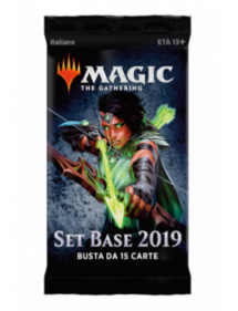 MAGIC SET BASE 2019  BUSTINE