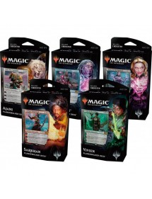 MAGIC SET BASE 2019  MAZZO PLANESWALKER