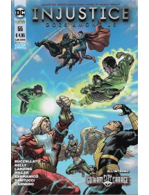INJUSTICE GODS AMONG US  55