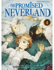 PROMISED NEVERLAND (THE)  4