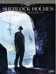 WEIRD TALES  26 SHERLOCK HOLMES CRIME ALLEYS IL PRIMO PROBLEMA