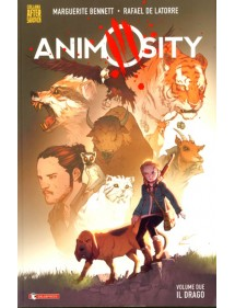 ANIMOSITY  2 IL DRAGO
