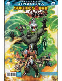 SUICIDE SQUAD/HARLEY QUINN  54/32