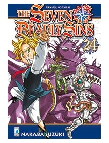 SEVEN DEADLY SINS (THE)  24