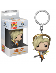 POP POCKET KEYCHAIN  OVERWATCH - MERCY
