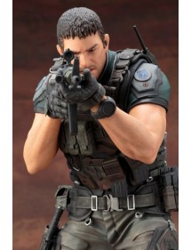 ARTFX 1/6 SCALE PRE-PAINTED PVC STATUE  RESIDENT EVIL VENDETTA - CHRIS REDFIELD